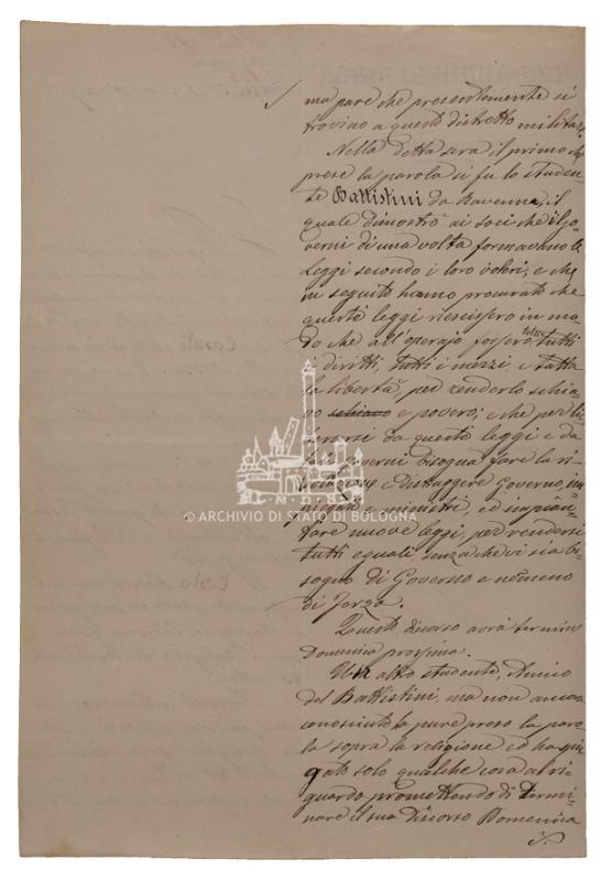 biblioteca archivio di stato bologna sandwich - photo#43