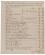 19. Elenco delle mance distribuite da Antonio Aldini alla famiglia imperiale, [1805]