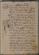 37. Rogito di acquisto da parte di Luciano Bonaparte della villa posta a Croce del Biacco di proprietà del conte Cesare Bianchetti, 25 luglio 1822