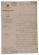 A. Relazione del ministro dell'interno e decreto di istituzione dell'Archivio di Stato di Bologna (Firenze, 22 ottobre 1874)