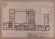 J. Planimetria dell'Archivio di Stato di Bologna. Primo piano. Disegno di Sergio Morara (5 maggio 1983)