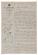 1. Il questore al prefetto, 21 febbraio 1915