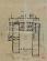 9. Via de' Chiari: esterno, planimetria del pian terreno e disegno di una scaffalatura